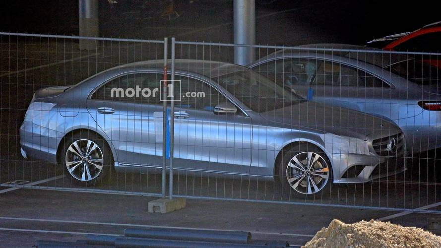 Mercedes C-Class Facelift Coming With Plug-In Hybrid Diesel?