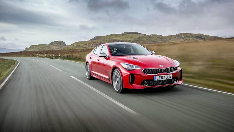 Kia's new Stinger grand tourer goes on sale in the UK