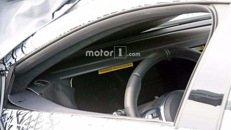 Mercedes-AMG GT4 Sedan Spy Shots