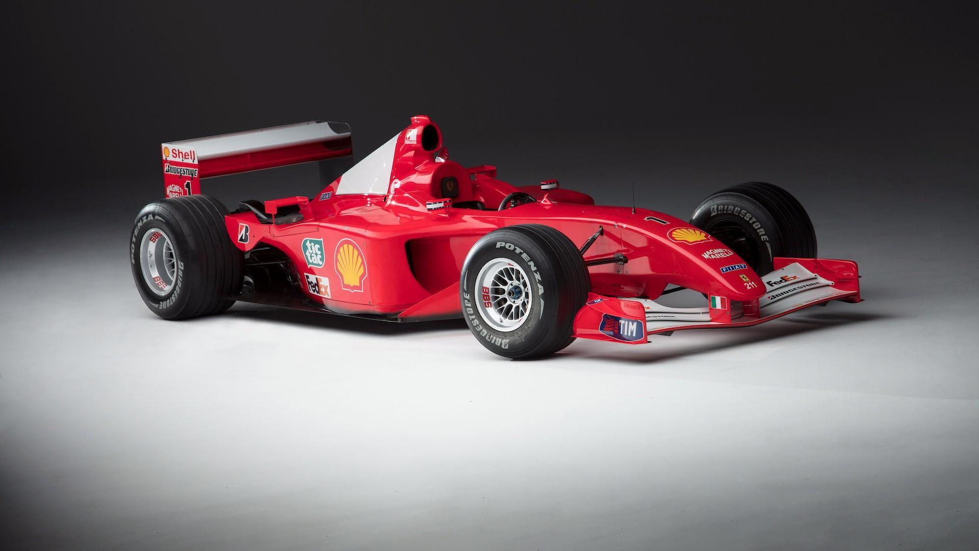 Formula Cars For Sale Usa