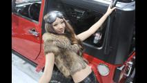 Le ragazze del Salone di Pechino 2010