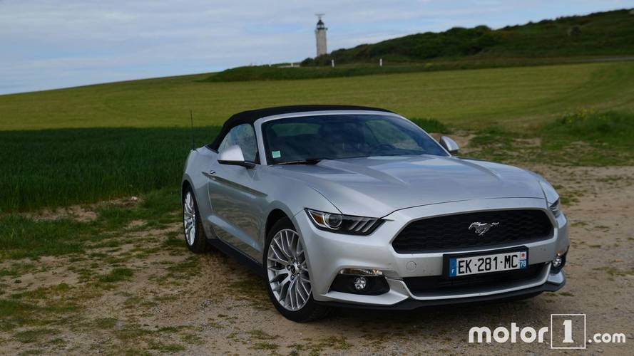 Ford Mustang 2,3 EcoBoost 2017