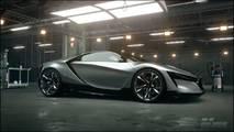 Honda Sports Vision GT Concept