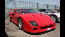 Ferrari Racing Days: i clienti in pista a Misano