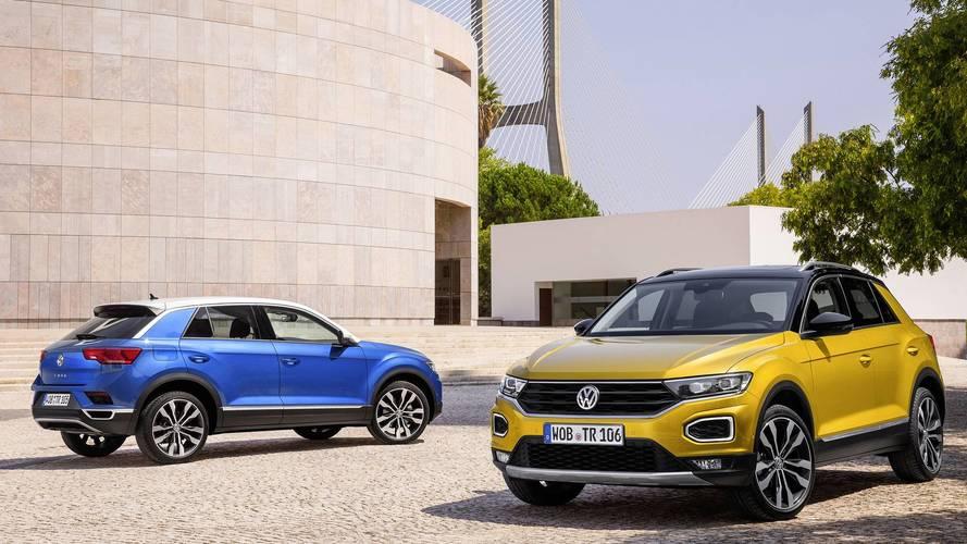 Volkswagen plancherait sur une version R de ses SUV