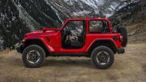 Nuevo Jeep Wrangler 2018 TT