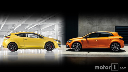 Que vaut la nouvelle Renault Mégane 4 R.S. face à l'ancienne ?