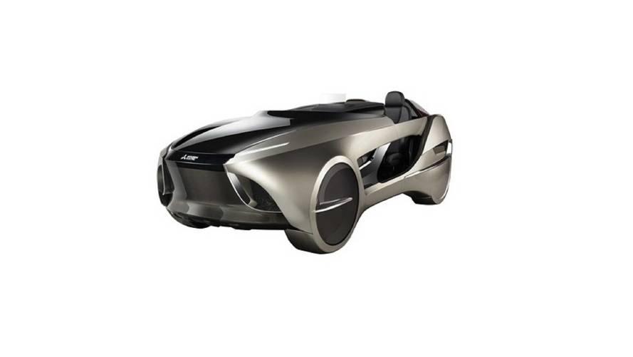 Mitsubishi Emirai 4 konsepti
