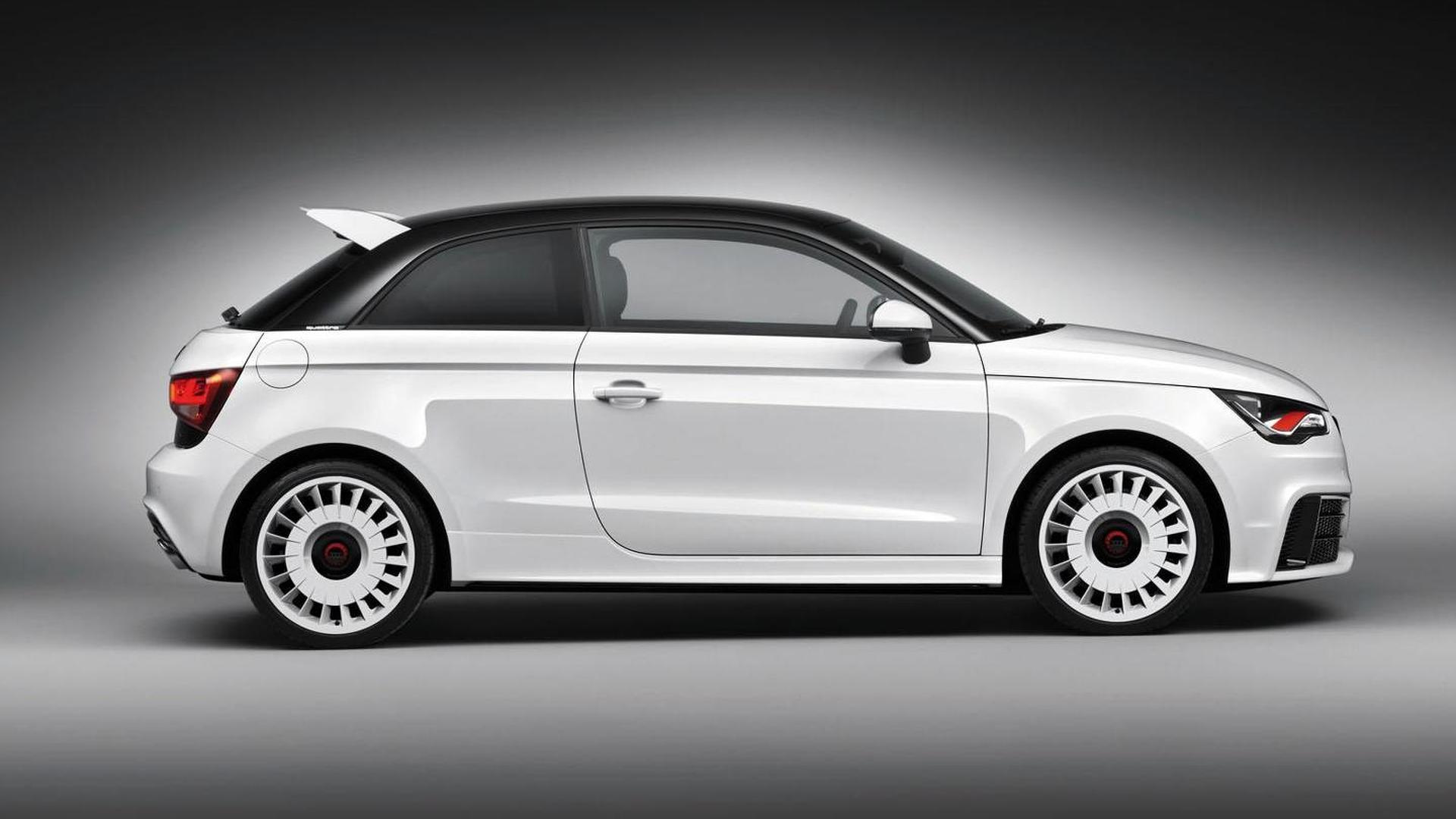 Video Asi Es La Brutal Aceleracion Del Audi A1 Quattro De Mtm Audi S R Rs Audisport Iberica