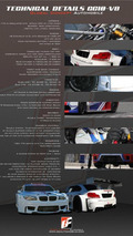 BMW 1M Silouette race car by GC Automobile, 1150, 08.12.2011