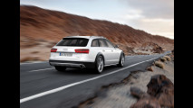 Nuova Audi A6 allroad quattro