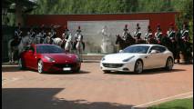 Ferrari festeggia il Giubileo della Regina Elisabetta II insieme all'Arma dei Carabinieri