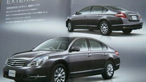 Nissan Teana Brochure