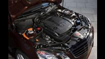 Mercedes E400 Hybrid