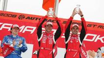 Satoshi Motoyama and Benoit Treluyer win Super GT round 2