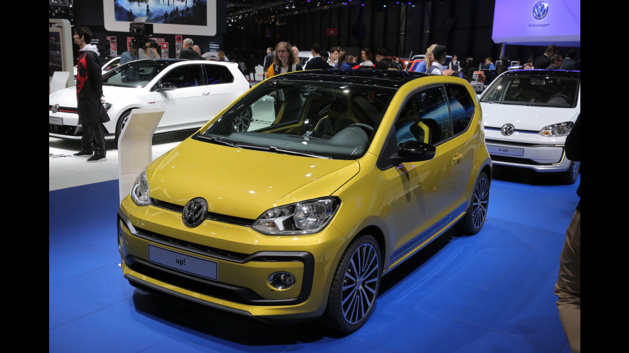 Volkswagen al Salone di Ginevra 2016