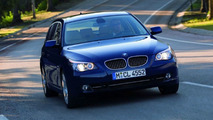 New BMW 5 Series Facelift Revealed