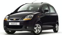 New Face for 2008 Chevrolet Matiz