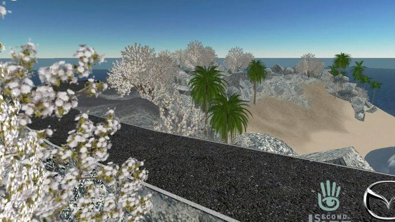 Nagare Island on Second Life