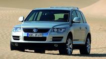 New Volkswagen Touareg