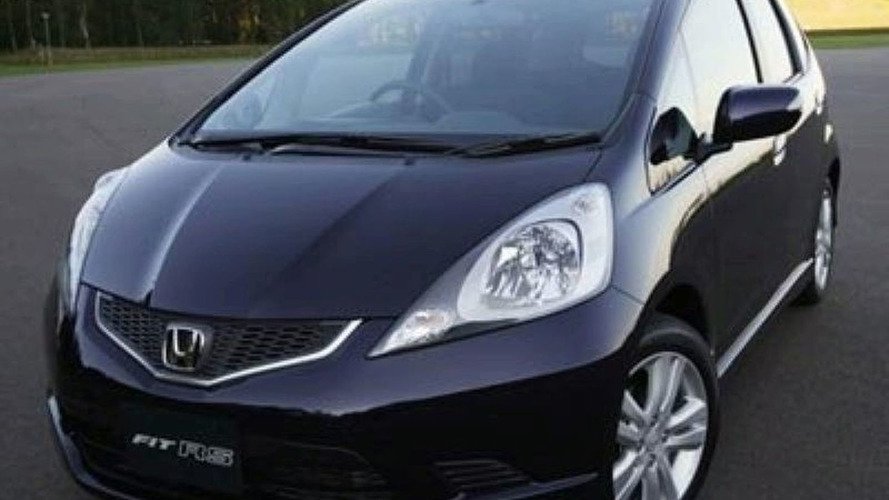 2009 Honda Fit Leaked Ahead of Tokyo Show