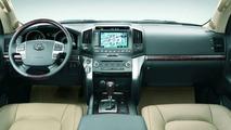 New Toyota LandCruiser V8 (Europe)
