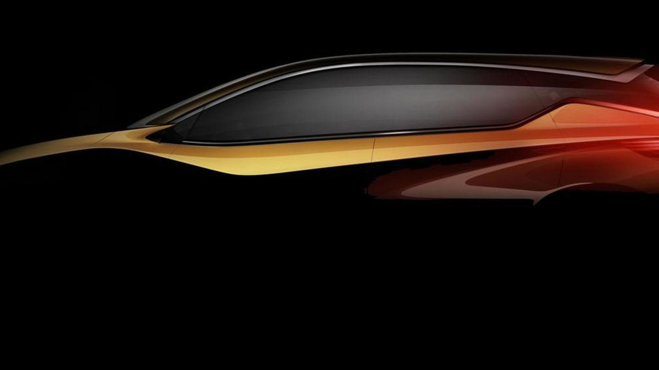 Nissan Resonance concept teaser image 10.1.2013