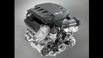 Il motore della nuova BMW M3