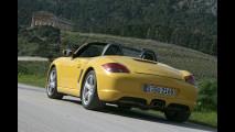 Nuova Porsche Boxster
