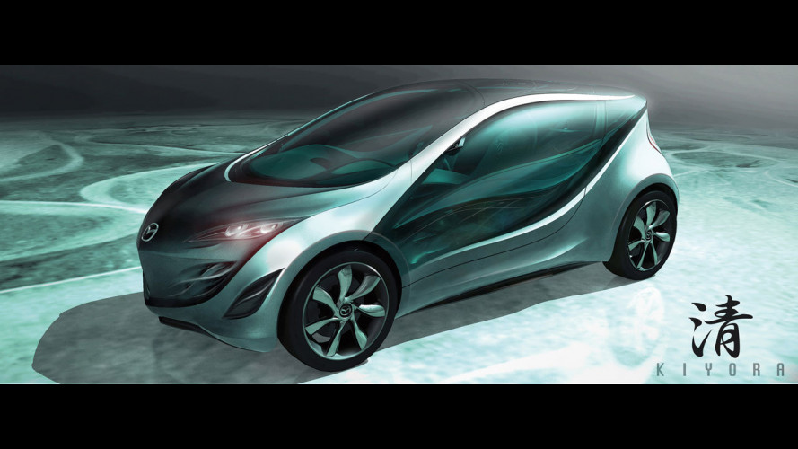 Mazda Kiyora Concept al Salone di Parigi