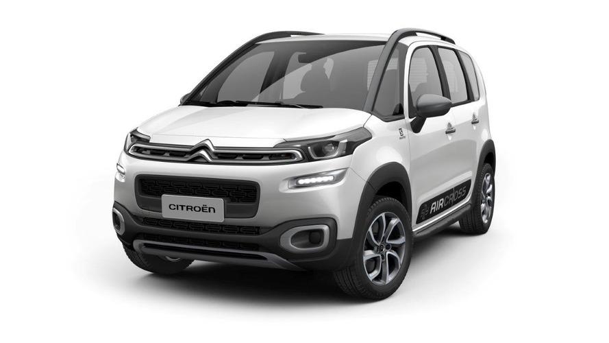 Citroën Aircross Salomon
