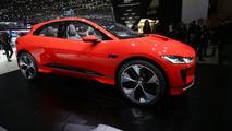 2018 Jaguar I-Pace Konsepti