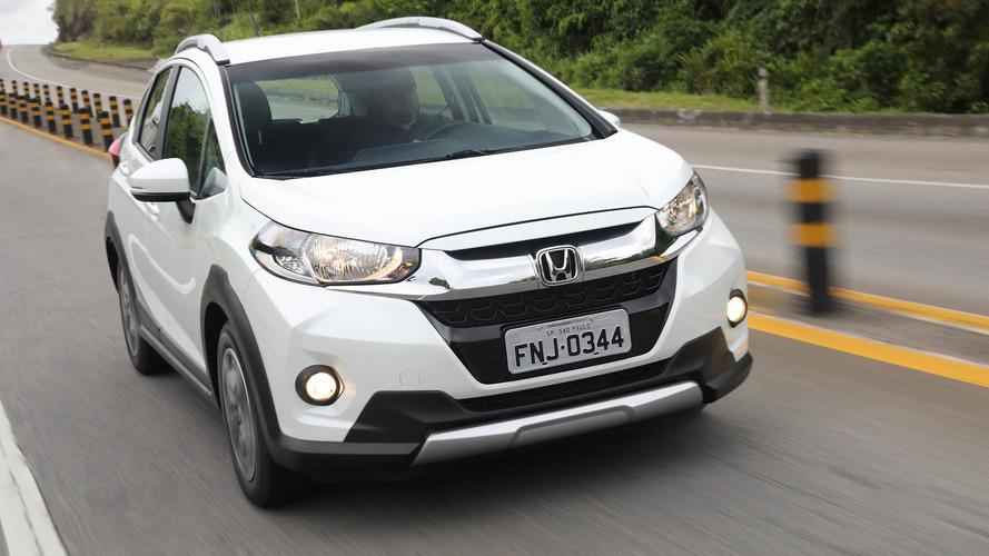 Honda WR-V brasileiro chega ao Chile por pouco mais de R$ 52 mil