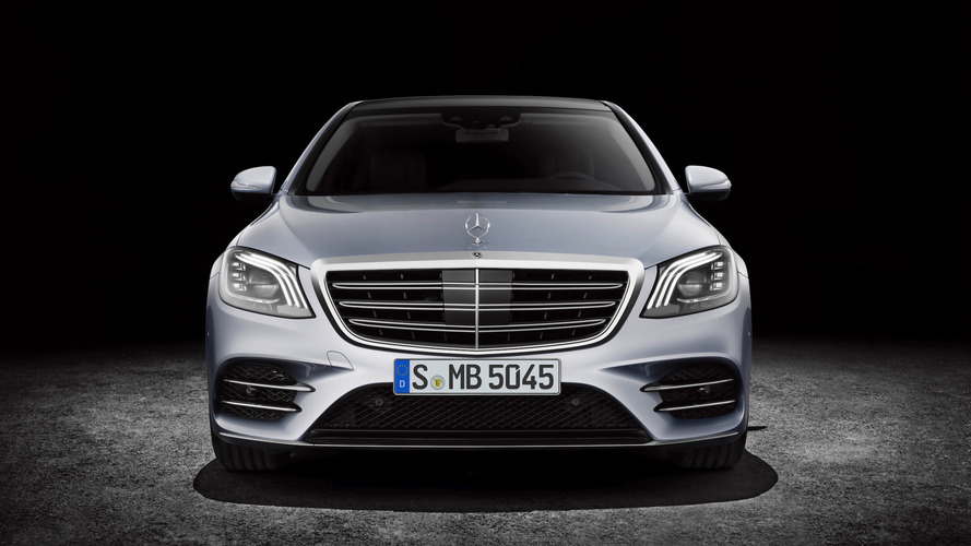 Updated Mercedes S-Class Coupe And Cabriolet Coming To Frankfurt