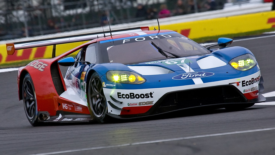 WEC - Les Ford GT dominent la concurrence à Silverstone