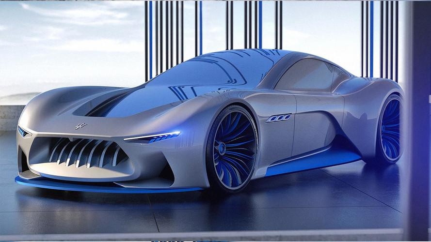 Este es el Maserati que debería fabricarse