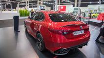 Alfa Romeo Giulia QV - 2017 İstanbul Autoshow