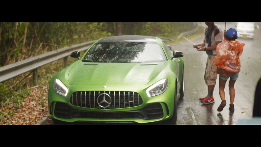 Mercedes-AMG GT R Five-Part Documentary Takes A Look Back