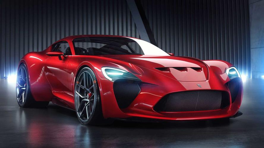 Concept cars: los 10 renders más llamativos de 2017