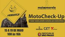Maio amarelo - motos