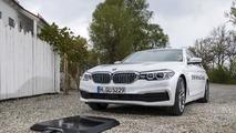 BMW 530e iPerformance – wireless charging