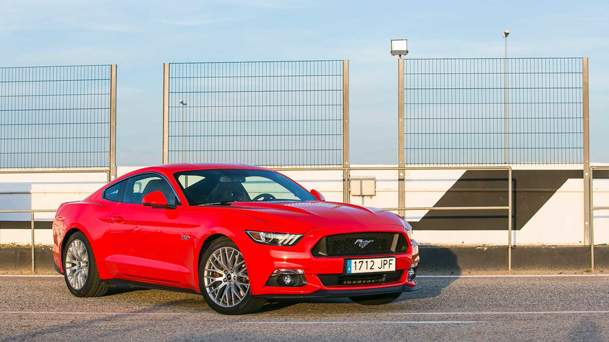Prueba Ford Mustang 2017, con 8 cilindros y a lo loco
