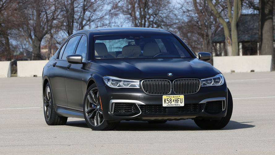Olajszivárgás miatt kell visszahívni a BMW M760i modelleket