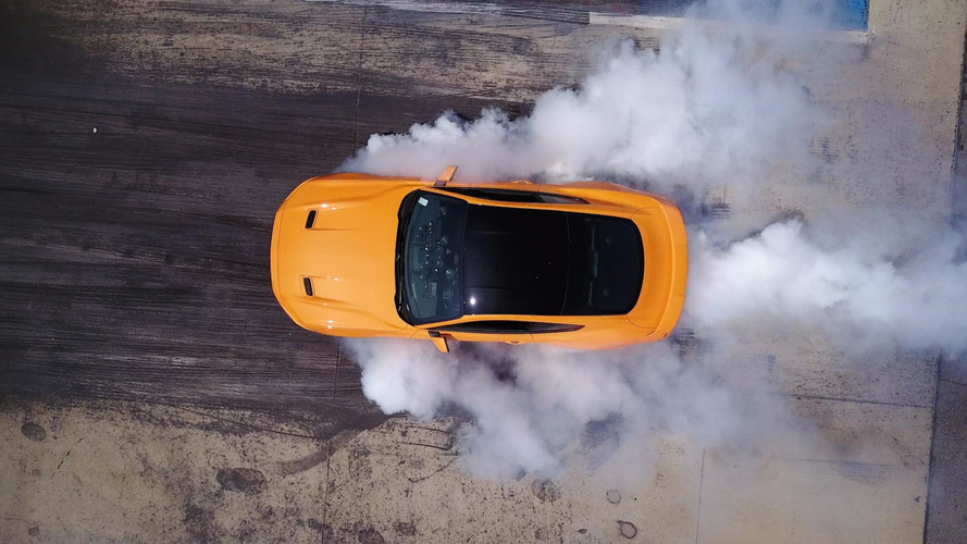 2018 Ford Mustang Reaches 60 MPH In Under 4.0 Seconds