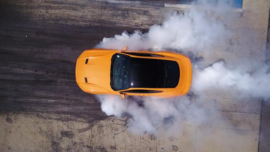 2018 Ford Mustang'in ivmelenme performansı bir harika