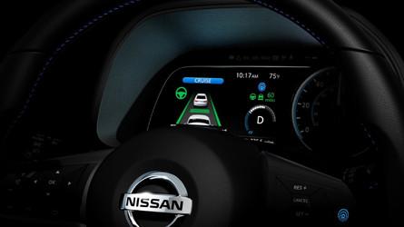 2018 Nissan Leaf'in teknolojik kısmına bir bakış