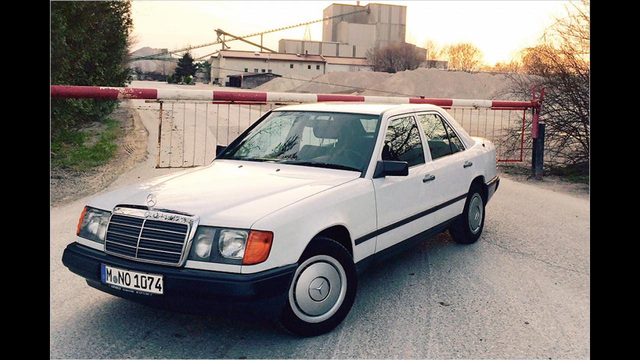 Der Student: Gebrauchter Mercedes