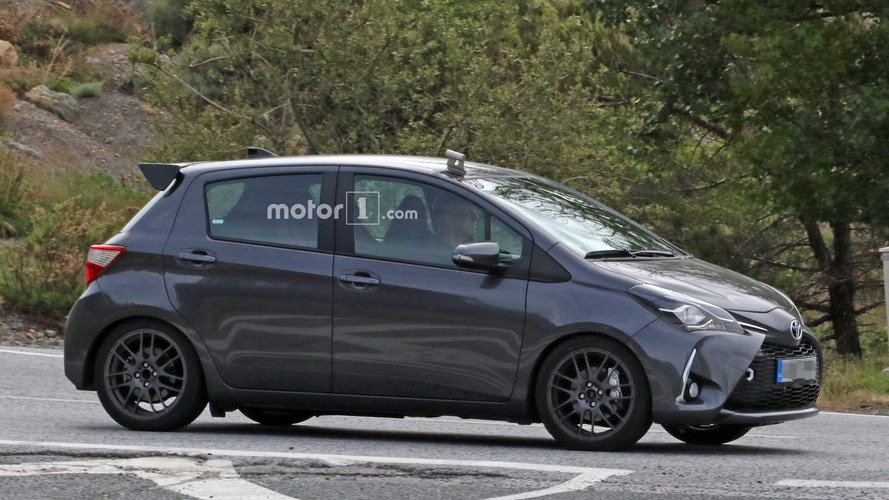 Toyota Yaris GRMN Spy Photos Suggest Five-Door Version Is Coming