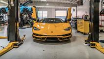 Lamborghini Centenario Yellow