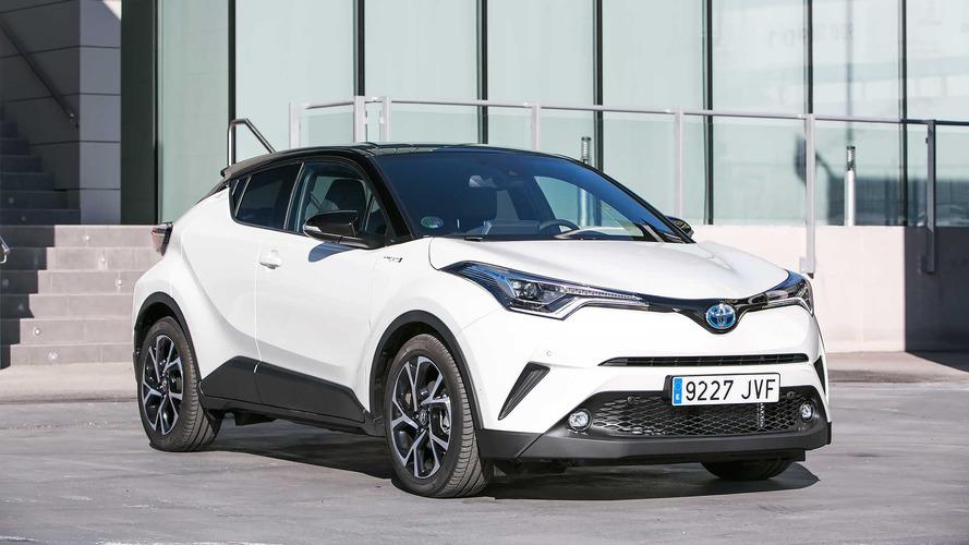 Prueba Toyota C-HR 2017: híbrido y SUV